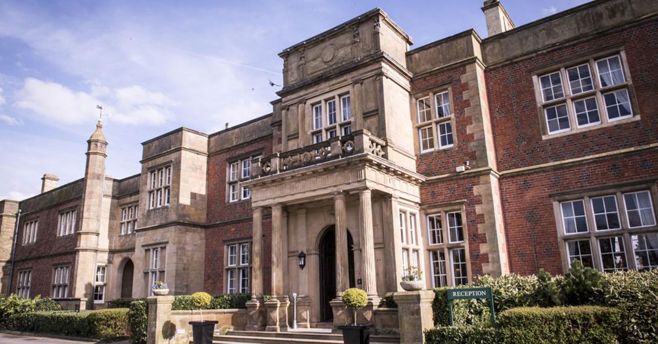 Cranage Hall, Cheshire